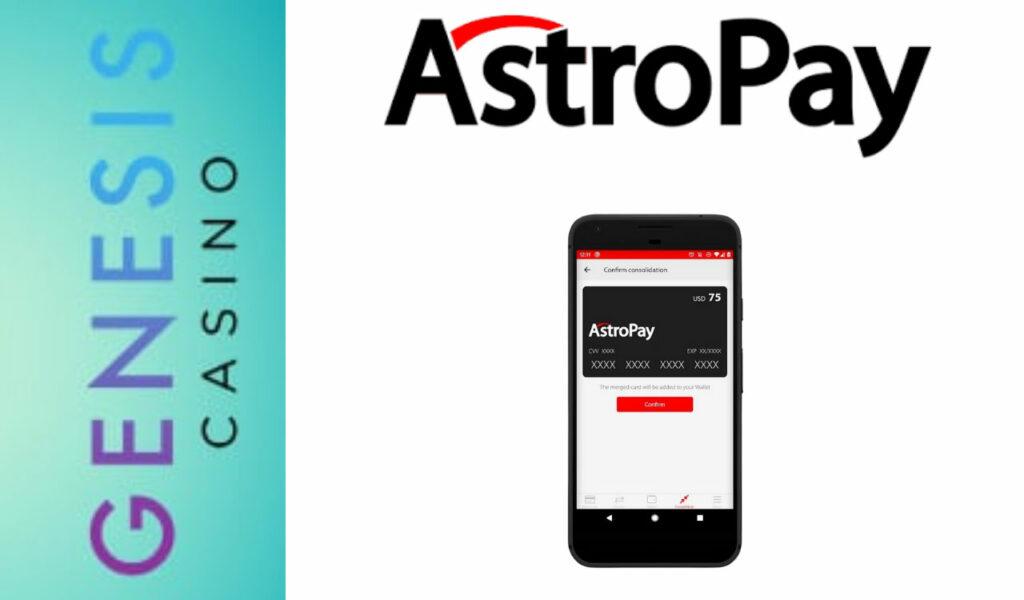 Genesis Casino AstroPay