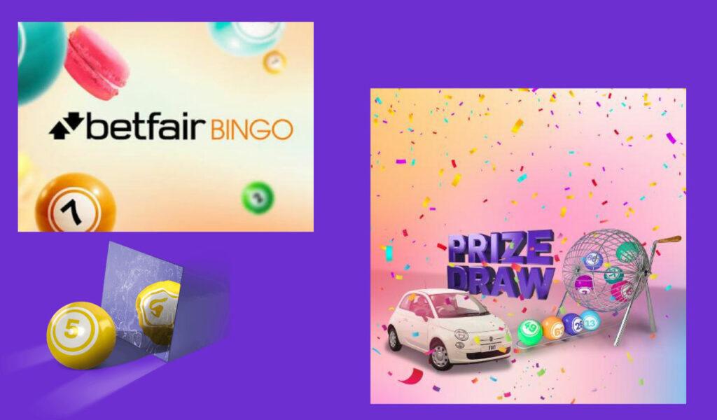 Betfair Bingo Promotions and prize