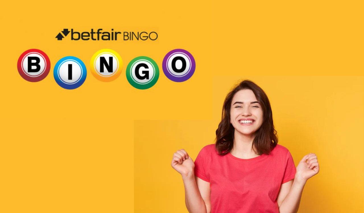 Betfair Bingo offers