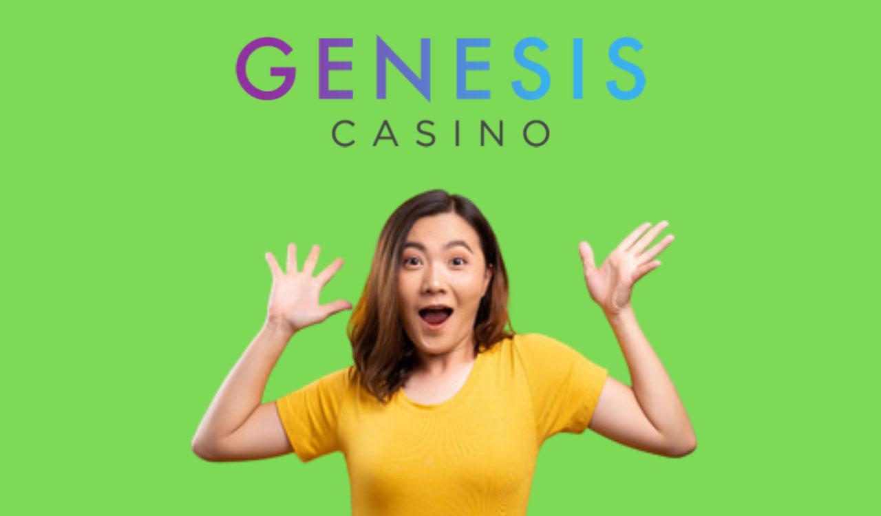 Genesis Casino payment methods