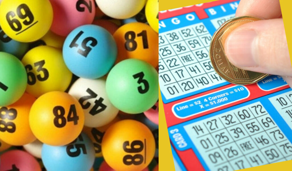 Lotteries tickets