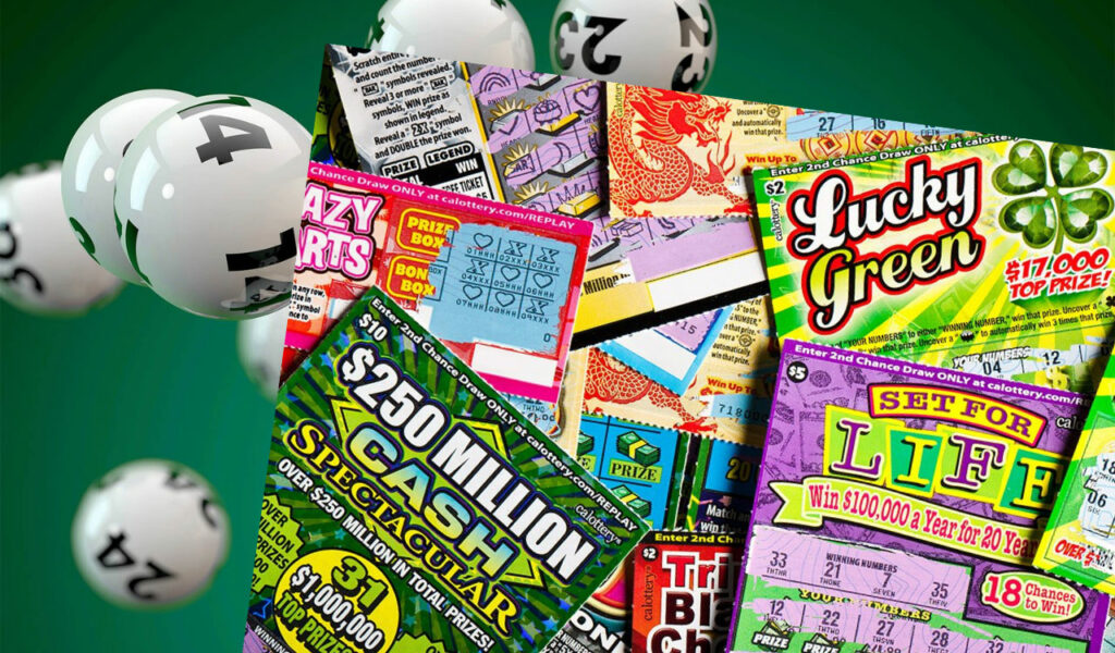 Lotteries to play the lottery online